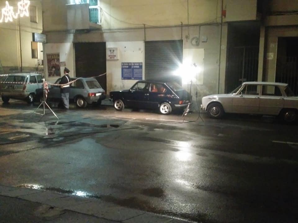 Cinema Catania auto storiche