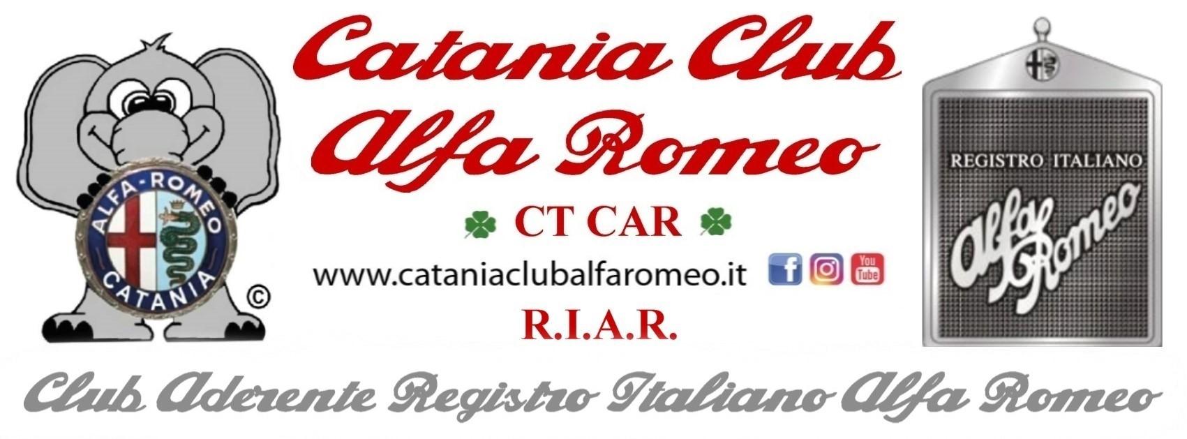 Catania Club Alfa Romeo RIAR