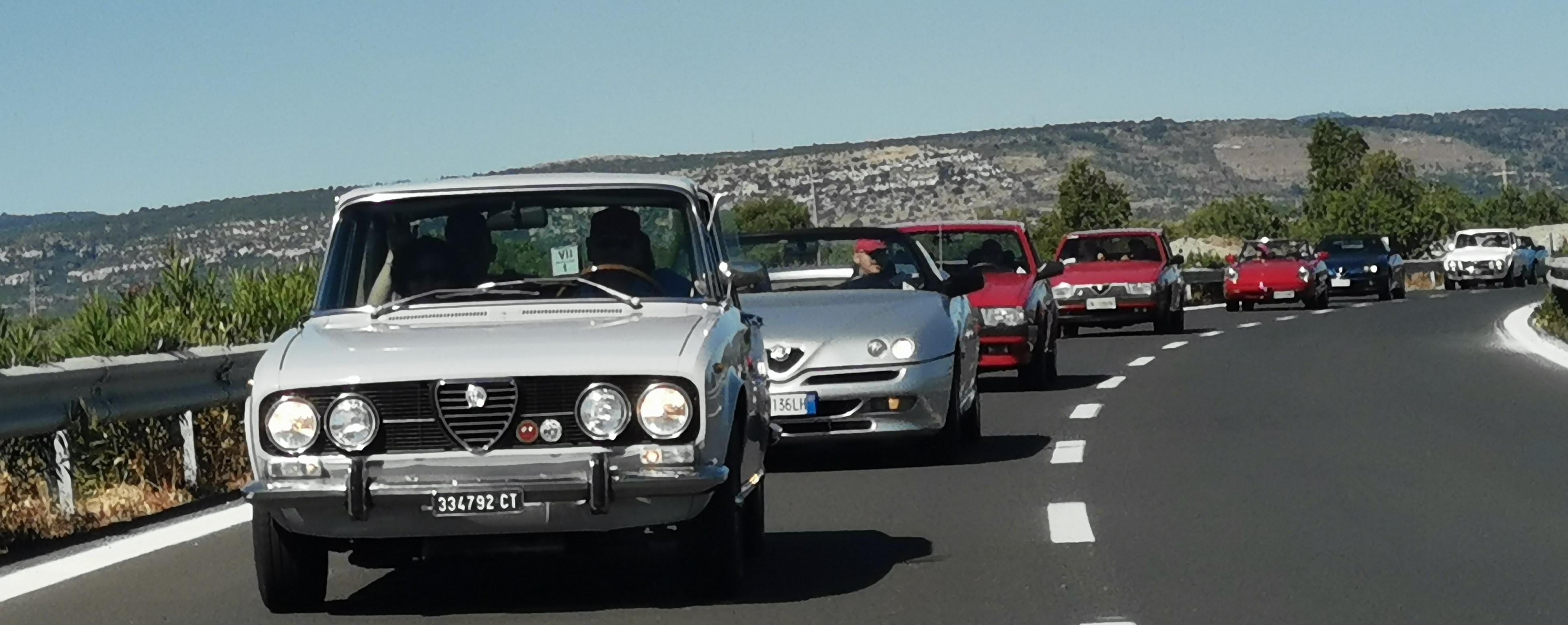 Auto storiche Catania