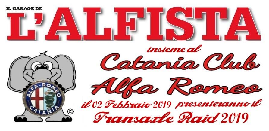 L'Alfista - Transaxle raid