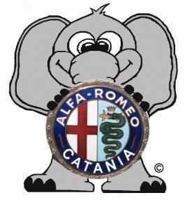 catania club alfa romeo