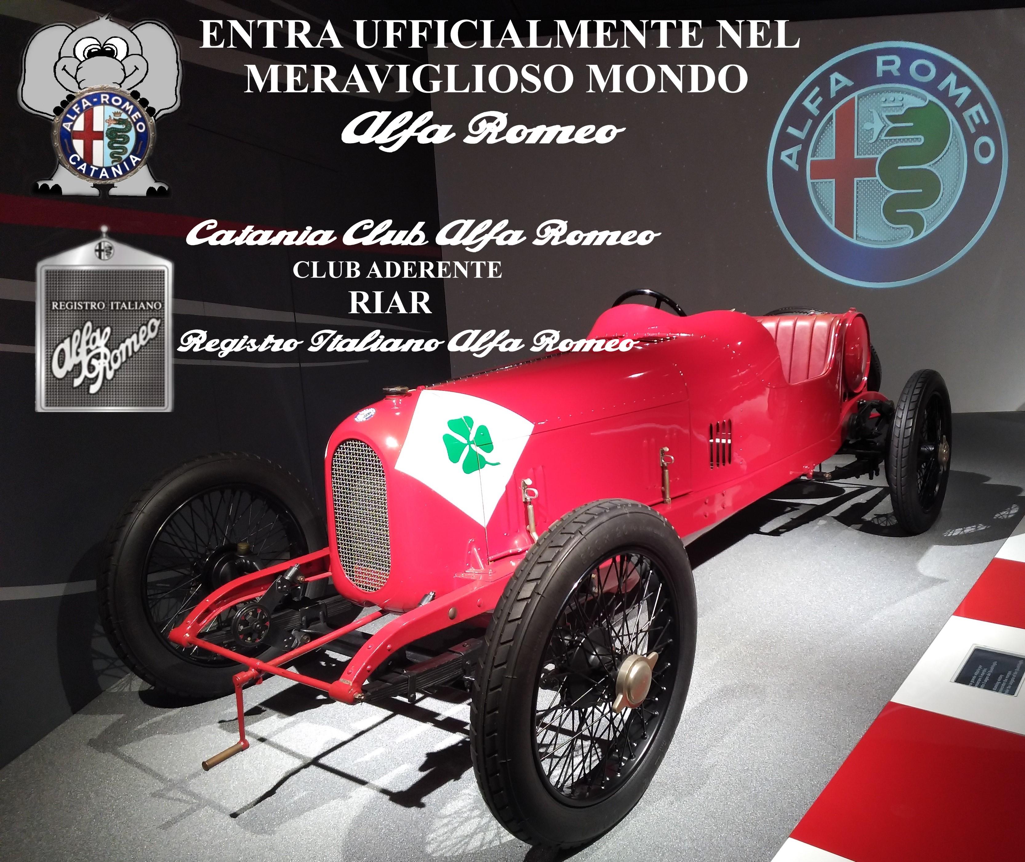 RIAR Registro Italiano Alfa Romeo